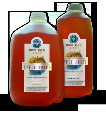 Blue Bee Juice