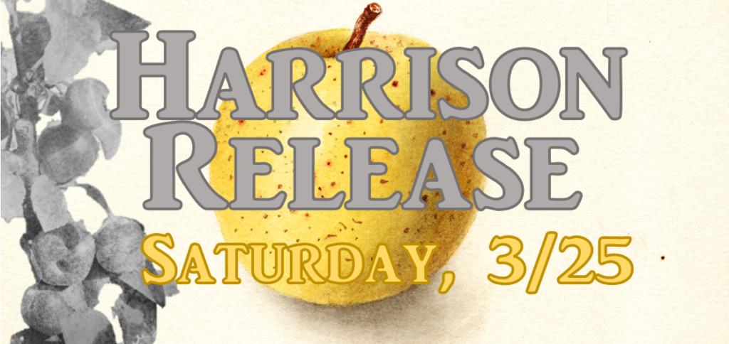 harrison release