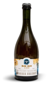 Charred Ordinary Blue Bee Cider
