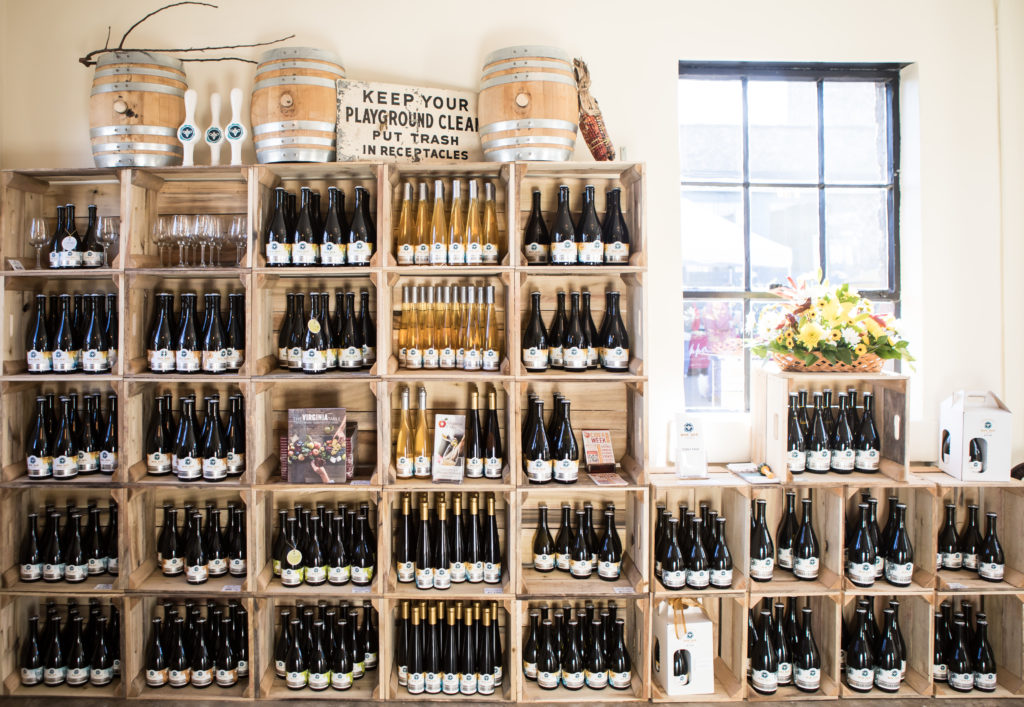 Blue Bee Cider Mercantile