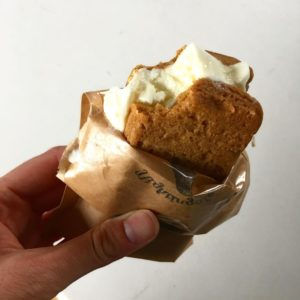 Nightingale Hopped Ice Cream Sandwich.  (Photo: Nicole Martorana)