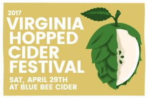 Blue Bee Cider - 2017 Hopped Cider Festival